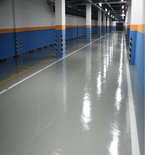 Used epoxy resin curing agent self leveling flooring paint