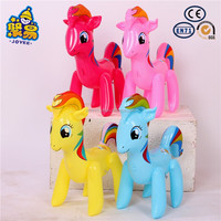 Hot Sale Cute Colorful Horse Pony Horse Toys