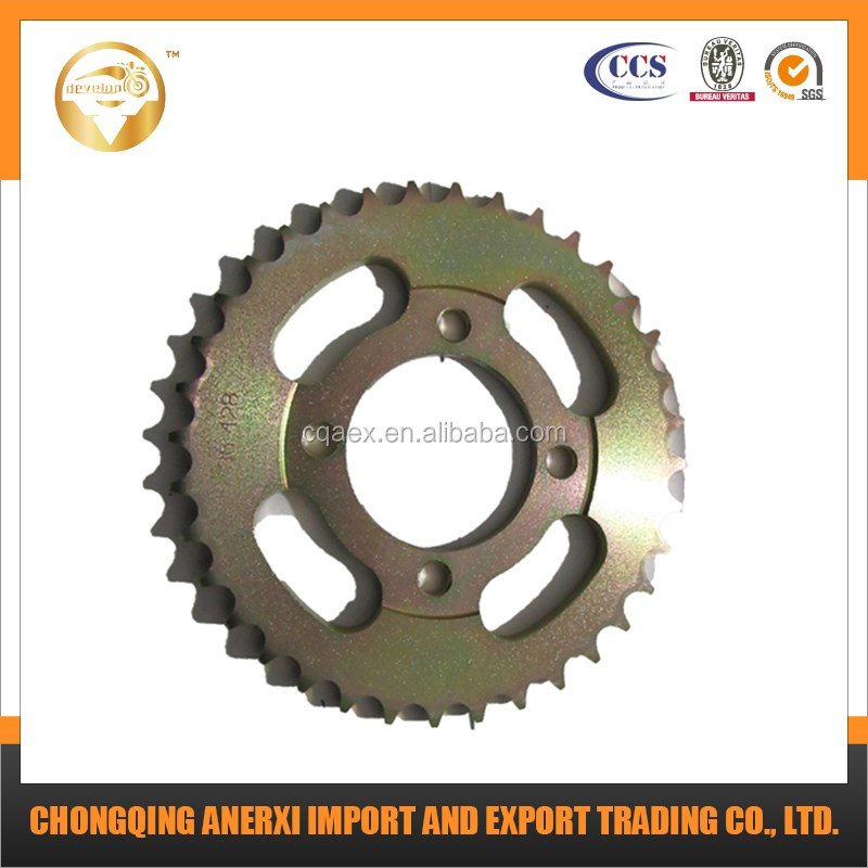 High Performance Motorcycle DY100-36T Sprocket for Motorcycle Parts