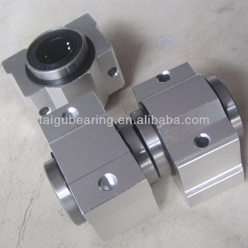 SMA16S Stainless Steel Linear Pillow Block Bearing