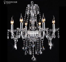 Modern Cheap Indian Chandelier Crystal with CE UL and 3 Year Warranty CCDC-002