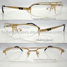 2011 eyeglasses Titanium frames new optical frames style fashionable eyewear brand name LG3128 eyeglasses