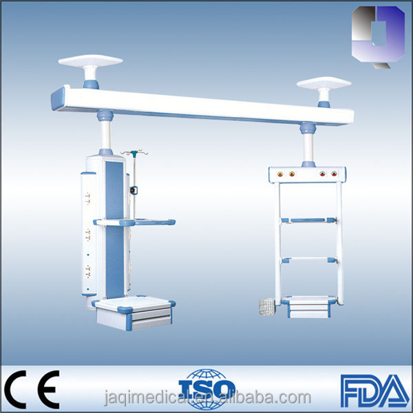 JQ-180A/B warm room used multiple medical gas pendant combination wet and dry separation devices