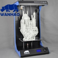 Desktop WANHAO D5S 3D printer machine silkscreen homeuse single extruder 3D Print