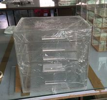 plastic drawer storage cabinets/clear plastic storage drawer