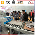 CE and ISO Approved Square Stone Roller Conveyor Shot Blaster/Sand Blast Cleaning Machine/Equipment Price from Factory