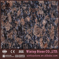 Low Price Kitchen Granite Countertop,Sapphire Brown Granite Countertop