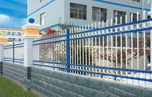 galvanized steel fence panels