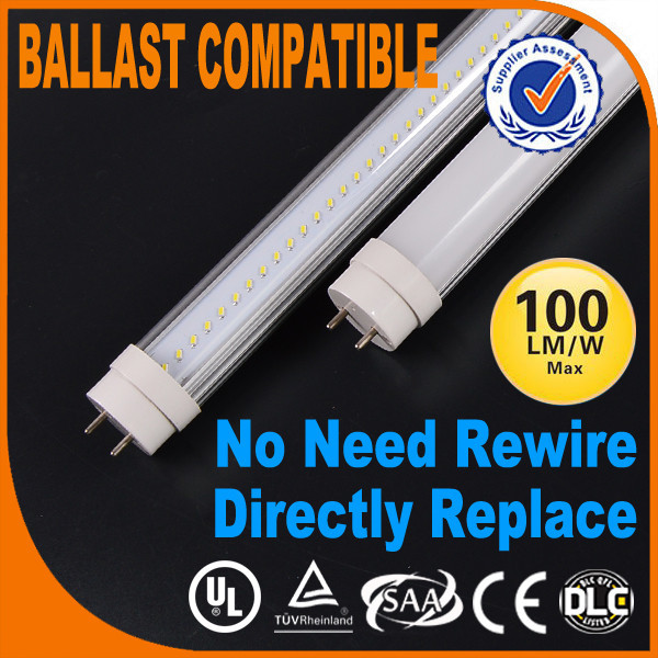 INDUSTRY LEADING MANUFACTURER led t8 no remove ballast and starter