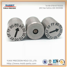 Dongguan High Precision Mold Calendar Date Indicator for Stamp Mold