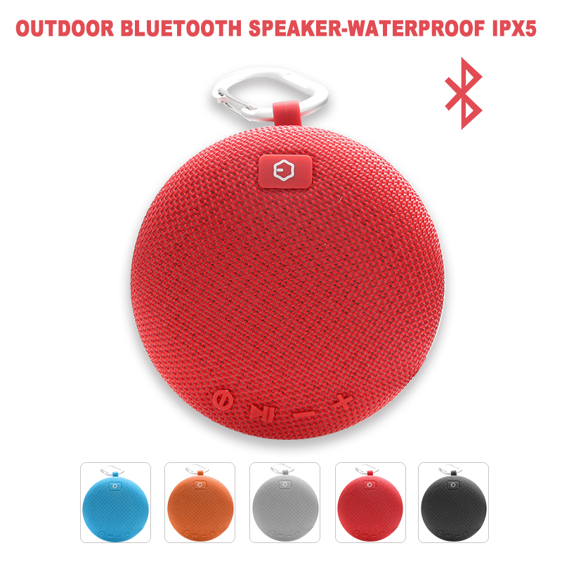 Super Bass Bluetooth speaker Portable Shower Bluetooth Speaker Rechargeable Wireless Super Bass Bluetooth speaker