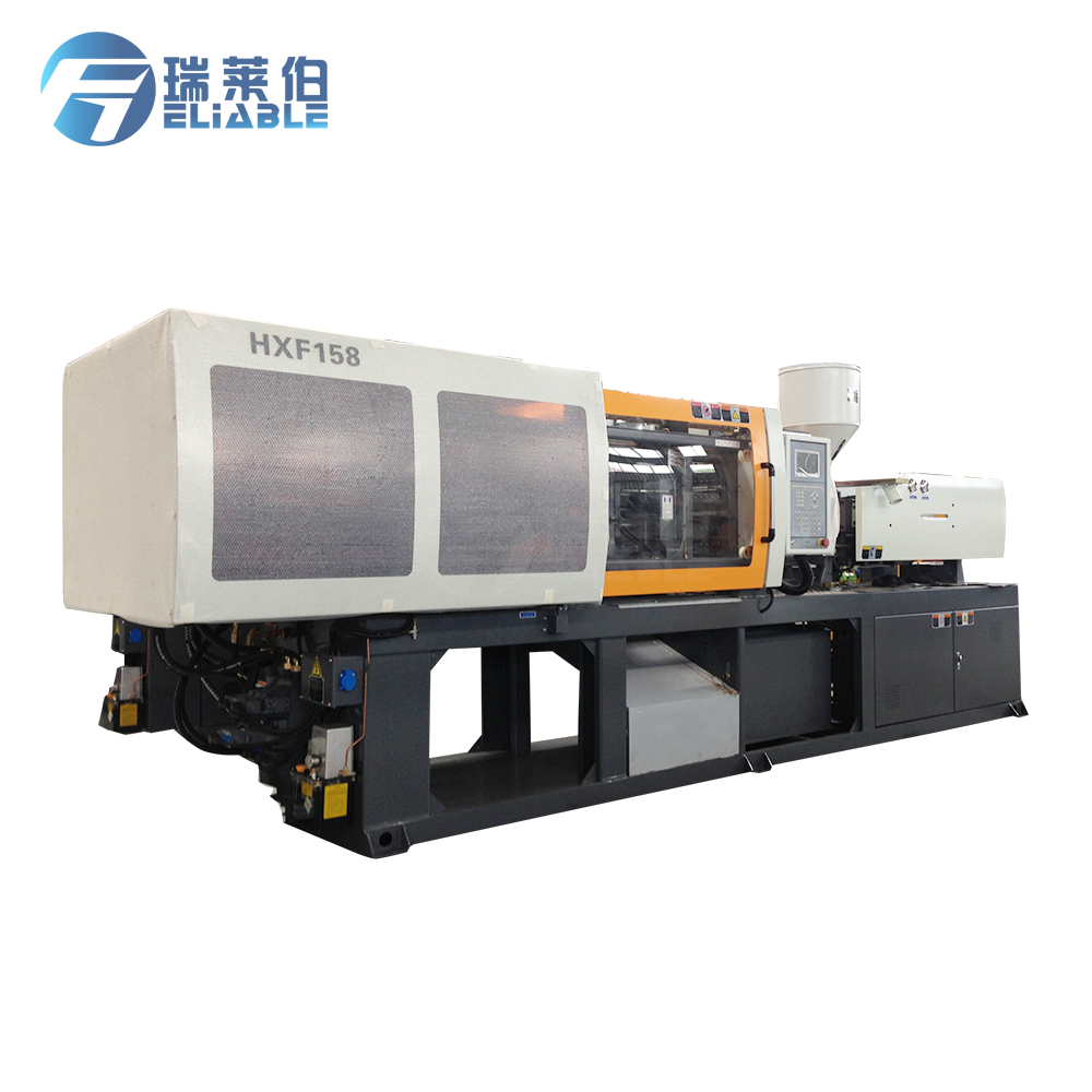 PET PS HDPE PP PE Plastic Small Injection Molding Machine Price with PLC Control Plastic Injection Machines