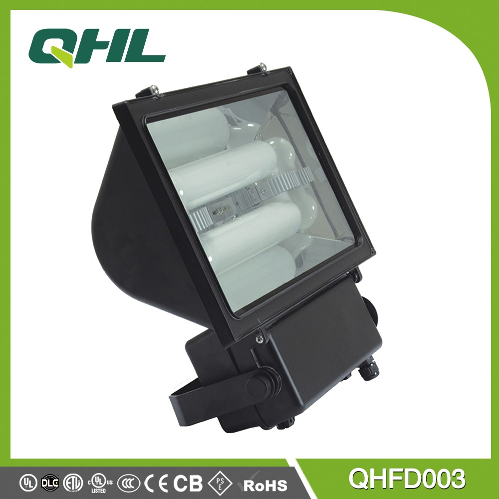 IP65 Induction Flood Lamp Outdoor lamp with 5 Years Warranty AC90-300V QHFD003