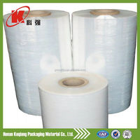 Thorough weather protection PE pallet stretch film/logistics wrapping film/plastic wrapping film