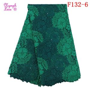 New Fashion Chemical Lace / Guipure Lace / Cupion Lace Fabric