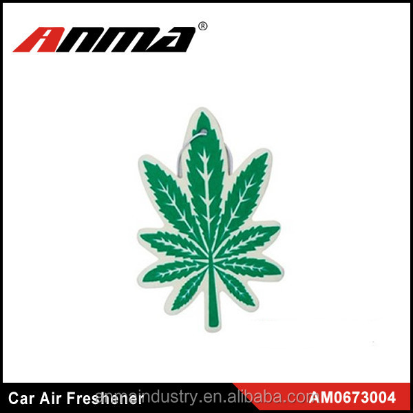 New and Original Custom Paper Car Air Freshener for Promotion