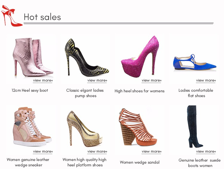 15cm heel crystals platform high heel shoes