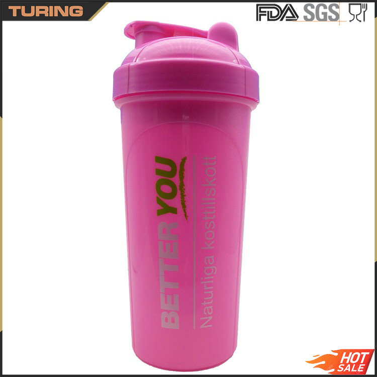 China Top Supplier Protein Joyshaker Glass Cup Drinking Protien Shaker
