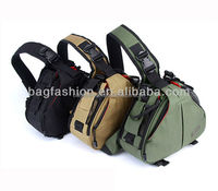 Pro DSLR SLR Camera Shoulder Bag Messenger For Nikon Canon