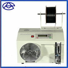 cable manufacturing equipment machine, wire cable coil winding machine for USB data line budling tie machine