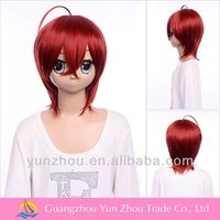 2012 new style lace front silk top synthetic wig cosplay starry sky Yoh Tomoe