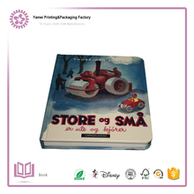 Factory wholesale custom english story book