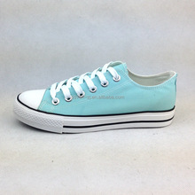 2015 Popular Rubber Girl's Triple Vulcanized Canvas Shoes Classic Casual Shoes With The Old-School Look