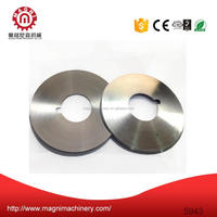 Double Side Rotary Rolling Shear Blades and Stainless Steel Coil Slitting Knives
