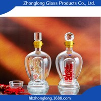 Top Quality Best Price OEM Accepted 2 Liter Glass Bottle
