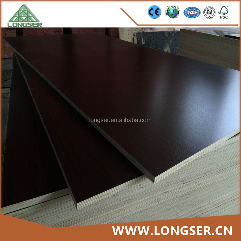 4*8' Colors Melamine Faced Decorative Plywood Boards