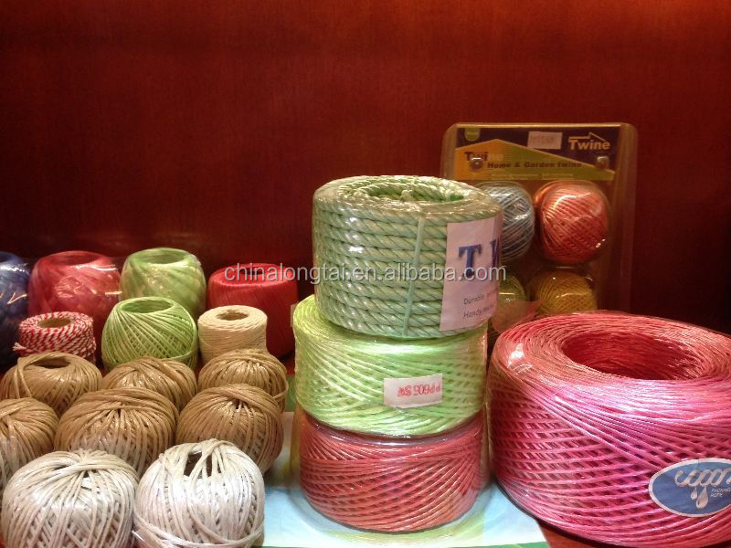 1----5mm polypropylene string for packing