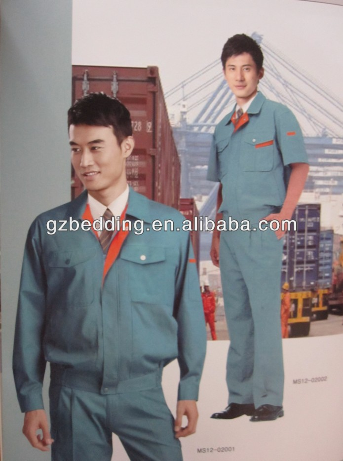 worker uniform/builders work wear/construction engineer uniform