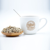 Premium arabica green coffee beans for coffee and cocoa buyer