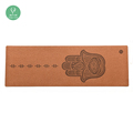 Eco-friendly custom logo printing non slip natural travel rubber material cork yoga mat