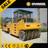 used construction equipment 16 tons XCMG tyre road roller XP163