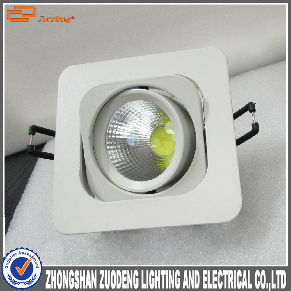 ce/rohs saa7w 9w 15w 18w led celling light 3w led cell down light led downlight cob