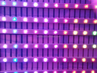 Outdoor 5050 smd waterproof full color aluminum led strip for sign