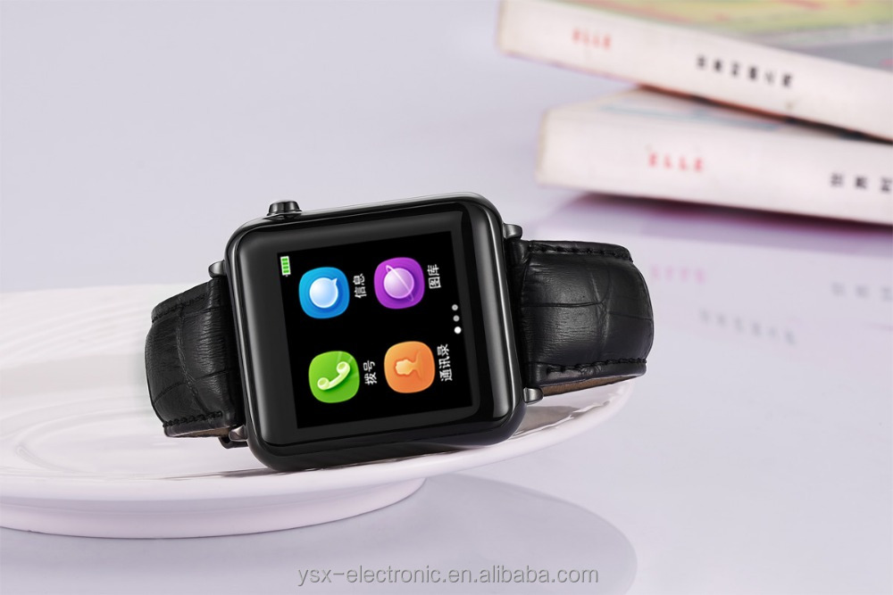 Hot sale Sleep monitor Remote Camera function smart watch for iphone