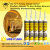 One Part Acetoxy Silicone Sealant/Excellent Adhesion To Most Building Materials/Outstanding Weatherproofing Ability
