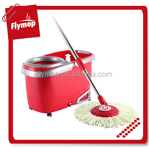 Easy Life Newest and Hottest Sell Washable 360 Spin Mop
