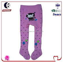 cute rabbit in lovely pink baby pink cotton tight pantyhose with dots using nylon on the designs soft for baby and toddler