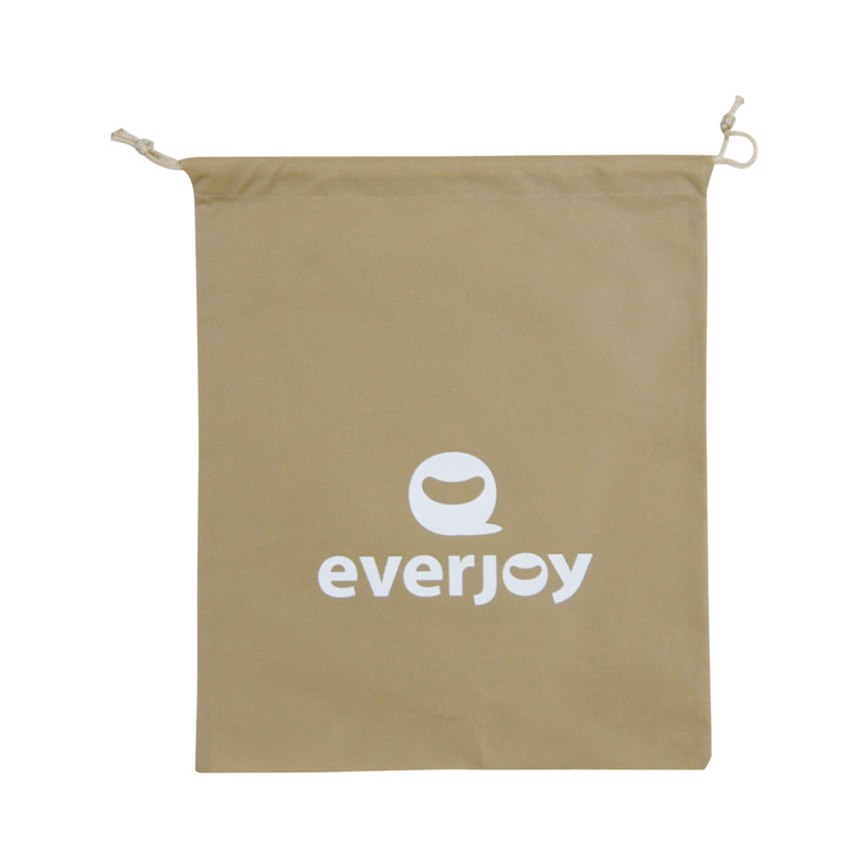 recycled polyester shopping bags with drawstring custom recycle non woven tote shopping bag