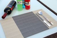 woven straw placemats Made In China