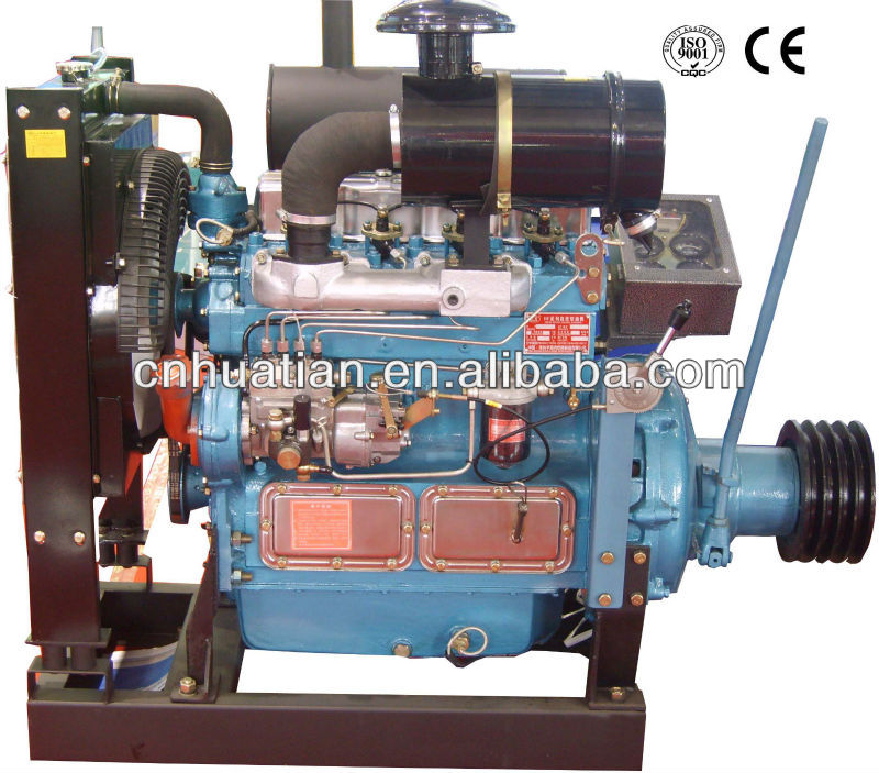 10kw-300hp Diesel Engine for sale 495ZP