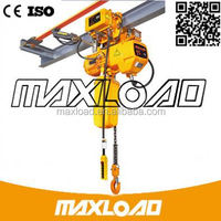 220V Wire Rope Mini Electric Hoist Price