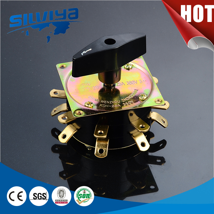 rotary switch for welding machine