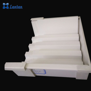 Greenhouse plant growing use PVC plastic grow tray with best quality