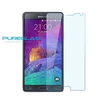 2.5D anti shock scratch resistant premium smartphone guard for Samsung Galaxy Note 4 tempered glass screen protector