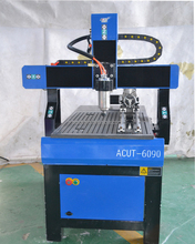 ACUT-6090 4axis cnc router/woodworking machinery for wood and advertising