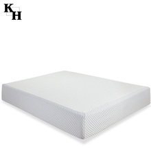 Luxury latex foam and cool gel memory foam mattress